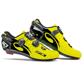 Sidi Wire Carbon - Zapatillas Hombre - amarillo/negro
